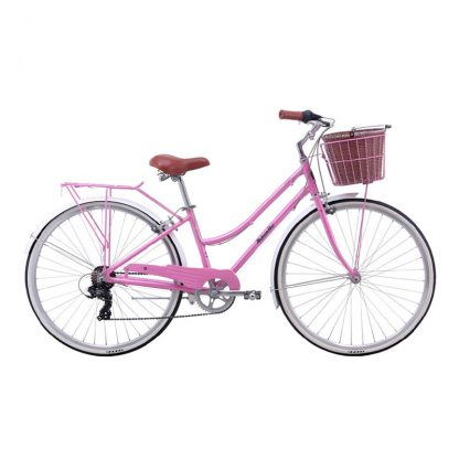 Malvern Star Wisp A1 Women's Retro Bike 2021 Pink