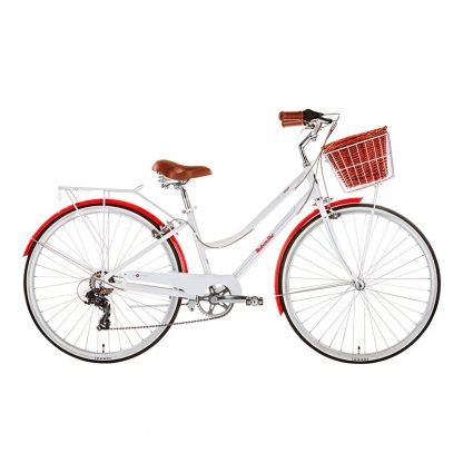Malvern Star Wisp A1 Women's Retro Bike 2021 White