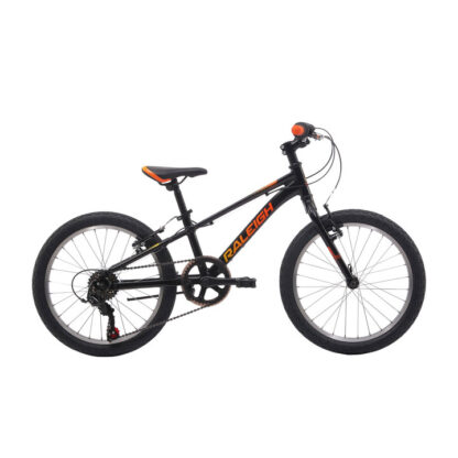 Raleigh Eliminator 20 Black Boys Kids Bike
