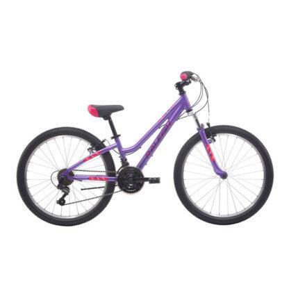 Raleigh Freedom 24 Purple Girls Kids Bike