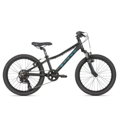 "Haro Flightline 20"" Kids Mountain Bike 2021 Black"