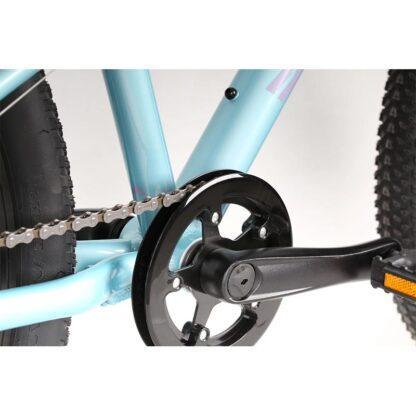 "Haro Flightline 24"" Kids Mountain Bike 2021 Cranks"