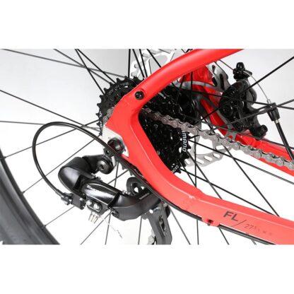 Haro Flightline Two 27.5 Mountain Bike 2021 Rear Stay