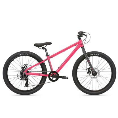 Haro Beasley 24 Kids Mountain Bike 2021 Pink Hero