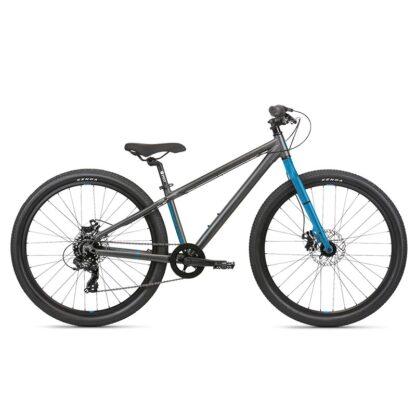 Haro Beasley 26 Kids Mountain Bike 2021 Black Blue Hero