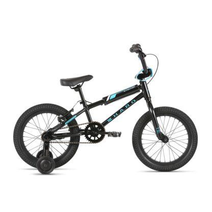 Haro Shredder 16 Boys Kids Bike 2021 Black