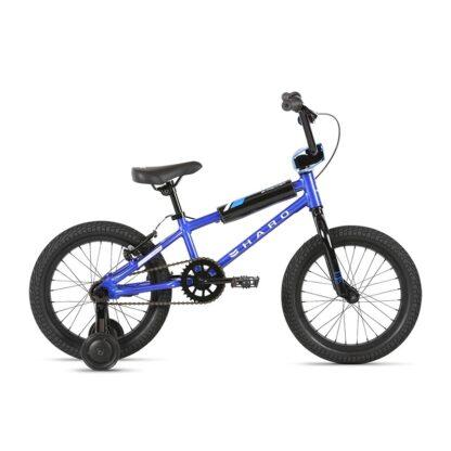 Haro Shredder 16 Boys Kids Bike 2021 Metallic Blue