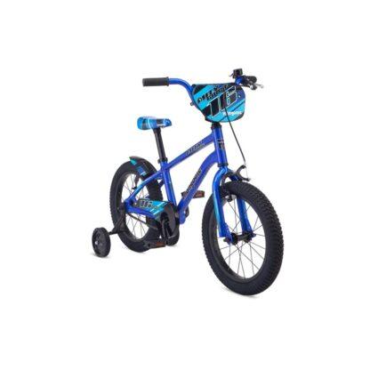 Mongoose MityGoose Boys Kids Bike Blue Front
