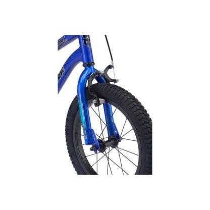 Mongoose MityGoose Boys Kids Bike Blue Front Wheel