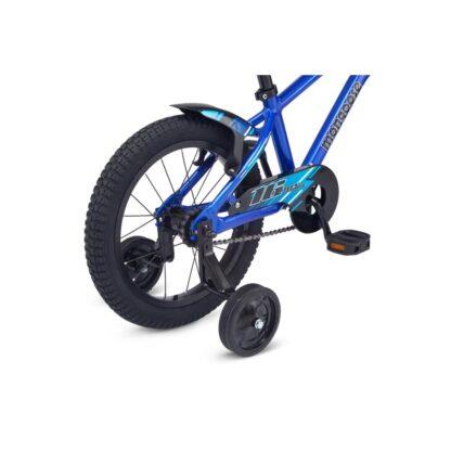 Mongoose MityGoose Boys Kids Bike Blue Rear