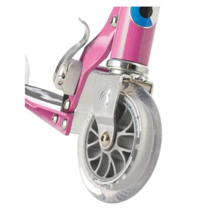 Micro Sprite 2 Wheel Scooter Pink Wheel