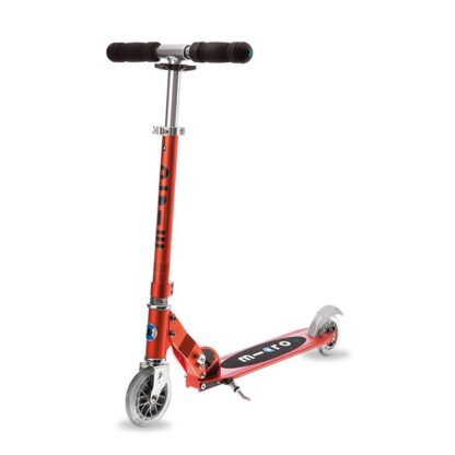 Micro Sprite 2 Wheel Scooter Red Hero