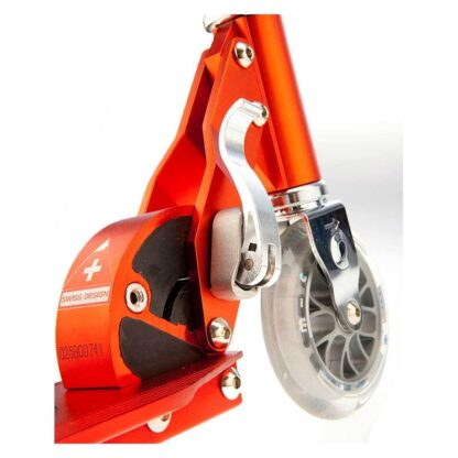 Micro Sprite 2 Wheel Scooter Red Bracket