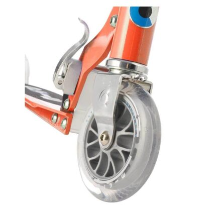 Micro Sprite 2 Wheel Scooter Red Wheel