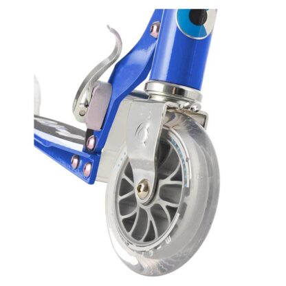 Micro Sprite 2 Wheel Scooter Blue Wheel