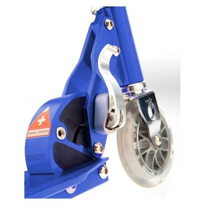 Micro Sprite 2 Wheel Scooter Blue Bracket