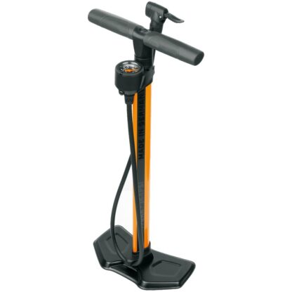 SKS Airworx 10.0 Orange Floor Pump Hero