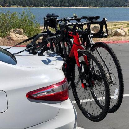 Hollywood Racks Baja 3 Trunk Bike Rack- Car Rack Lifestyle