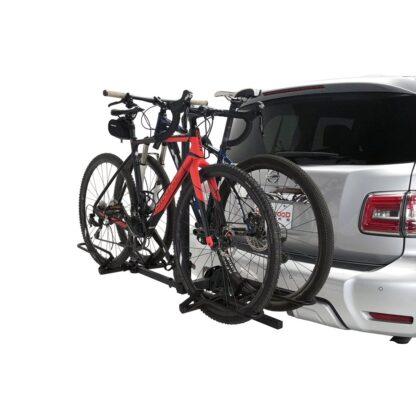 hollywood racks sport rider hitch rack hr1000z 2 bike