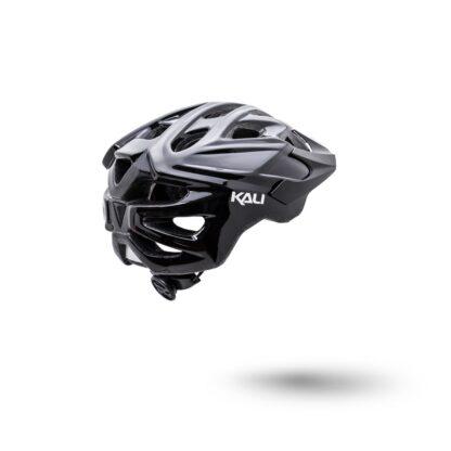Kali Chakra Solo Helmet Matte Black Rear