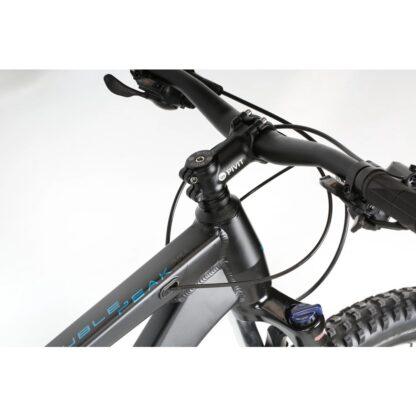 Haro Double Peak 27.5 Trail Mountain Bike 2021 Cockpit