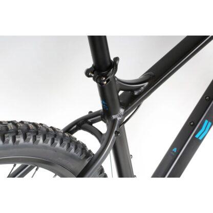Haro Double Peak 27.5 Trail Mountain Bike 2021 Rear