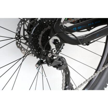 Haro Double Peak 27.5 Trail Mountain Bike 2021 Gearing