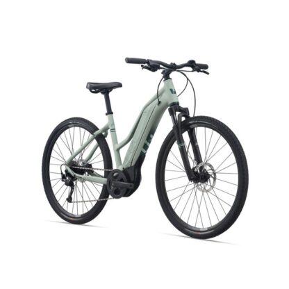 Liv Rove E+ Hybrid Women's E-Bike 2021 Front