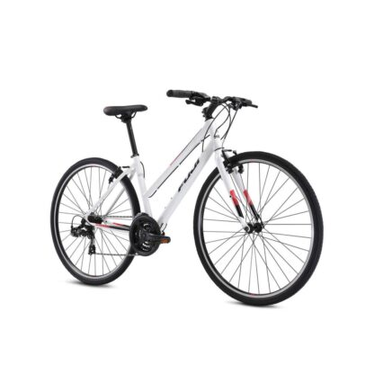 Fuji Absolute 2.1 ST Women's Flat Bar Road Bike 2021 Front