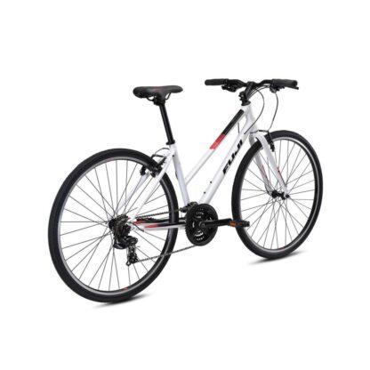 Fuji Absolute 2.1 ST Women's Flat Bar Road Bike 2021 Rear