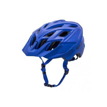 Kali Chakra Solo Helmet Solid Blue Front