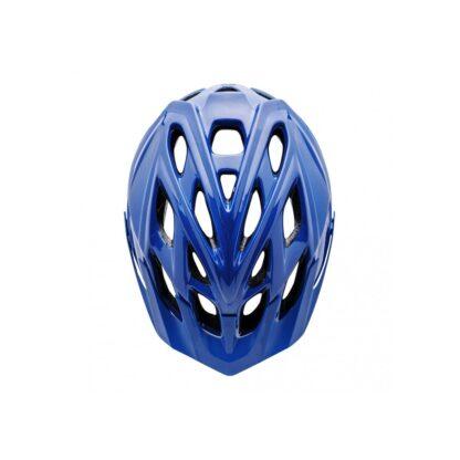 Kali Chakra Solo Helmet Solid Blue Top