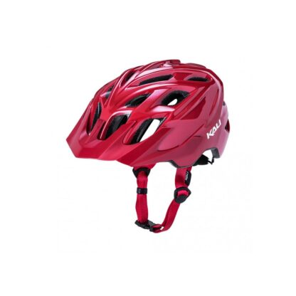Kali Chakra Solo Helmet Brick Red Front