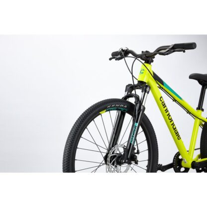 Cannondale Trail 24 Kids' Bike 2021 | Nuclear Yellow Front