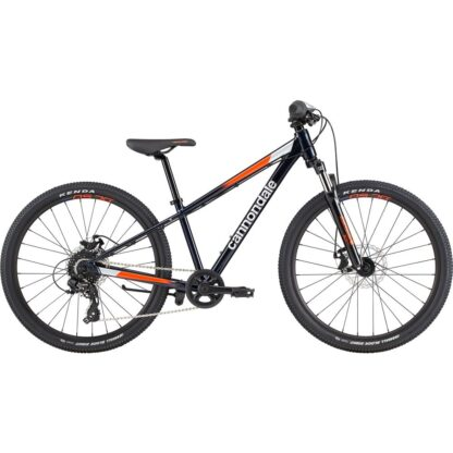 Cannondale Trail 24 Kids' Bike 2021 | Midnight Blue Hero
