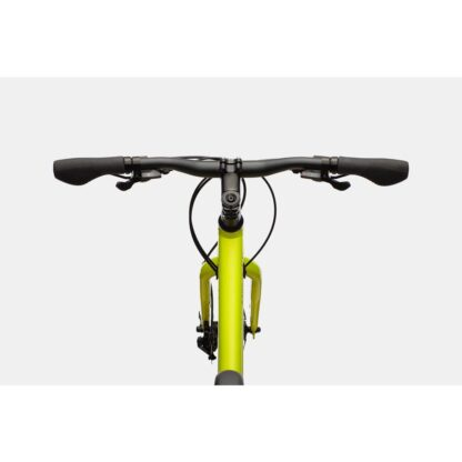 Cannondale Quick Women's 5 Remixte Flat Bar Road Bike 2021 Handlebar
