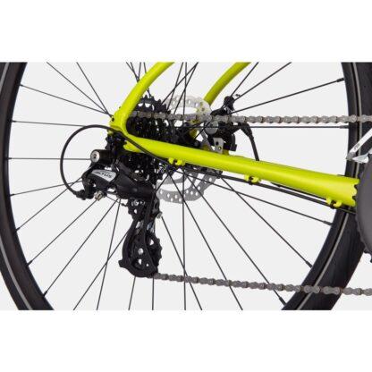 Cannondale Quick Women's 5 Remixte Flat Bar Road Bike 2021 Rear Stay