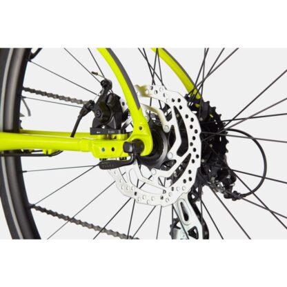 Cannondale Quick Women's 5 Remixte Flat Bar Road Bike 2021 Rear Disc