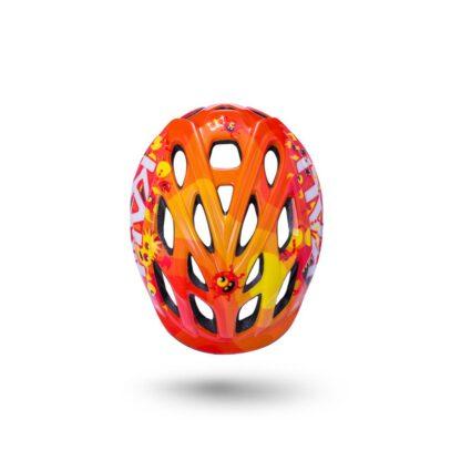 Kali Chakra Child Helmet Monsters Orange Top