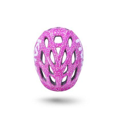 Kali Chakra Child Helmet Sprinkles Pink Top
