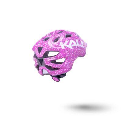Kali Chakra Child Helmet Sprinkles Pink Rear