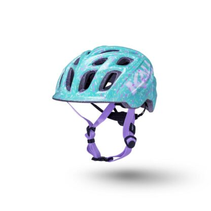 Kali Chakra Child Helmet Sprinkles Mint Front