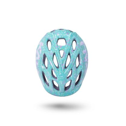 Kali Chakra Child Helmet Sprinkles Mint Top