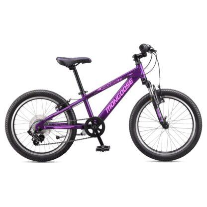 Mongoose Rockadile 20 Kids' Bike 2021 | Purple Hero