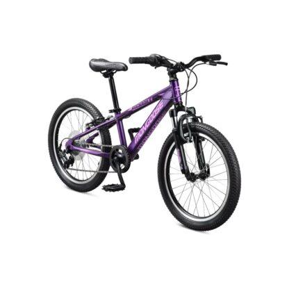 Mongoose Rockadile 20 Kids' Bike 2021 | Purple Front