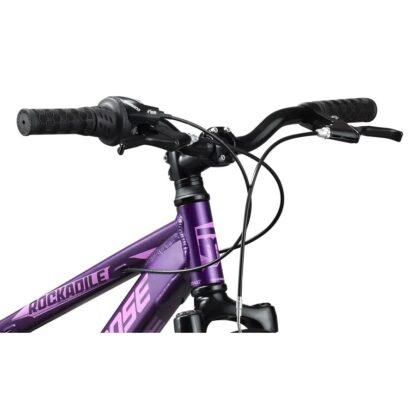 Mongoose Rockadile 20 Kids' Bike 2021 | Purple Handlebars