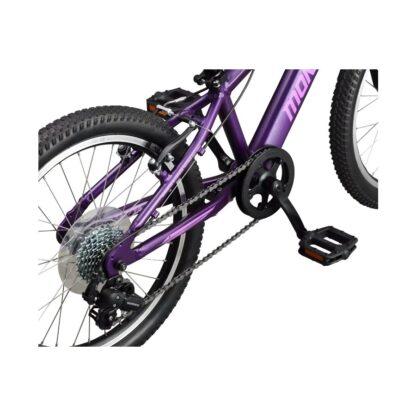 Mongoose Rockadile 20 Kids' Bike 2021 | Purple Pedals