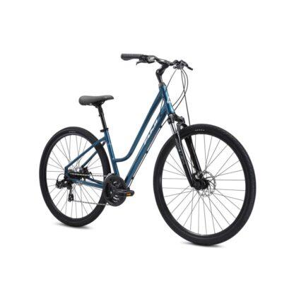 Fuji Crosstown 1.5 LS Hybrid Bike 2021 Front