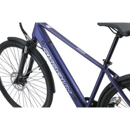 Shogun EB3 E-Bike | Navy Battery