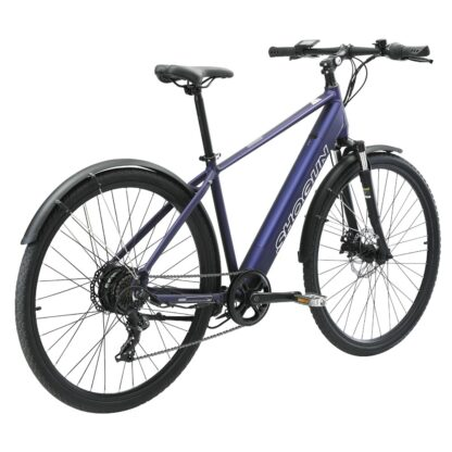 Shogun EB3 E-Bike | Navy Rear
